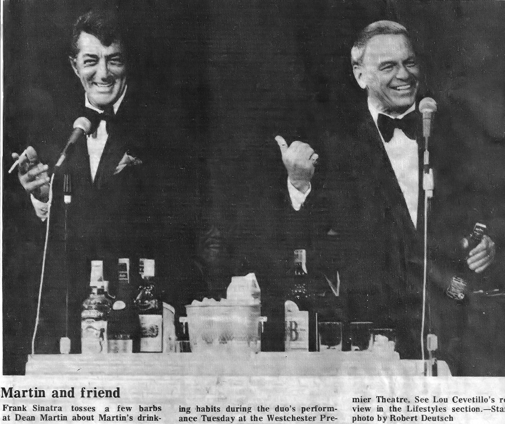Image result for Dean Martin - Live at Westchester Music Theatre in New York 1977